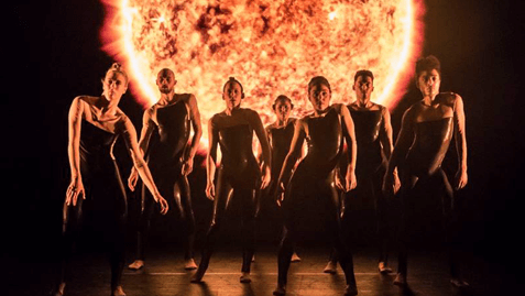Alexander Whitley Dance Company (UK) 8 Minutes